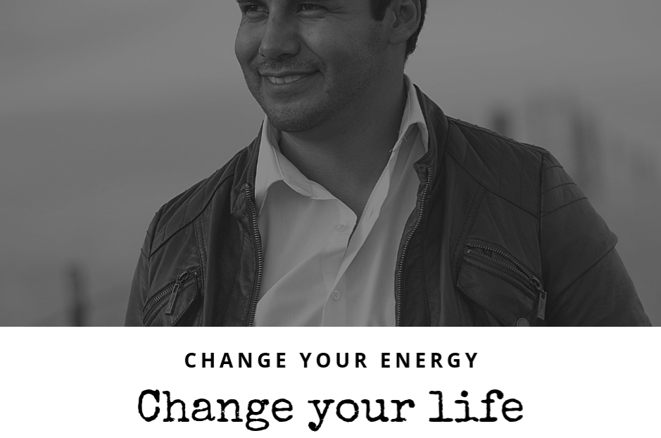 Change your energy to change your dating life