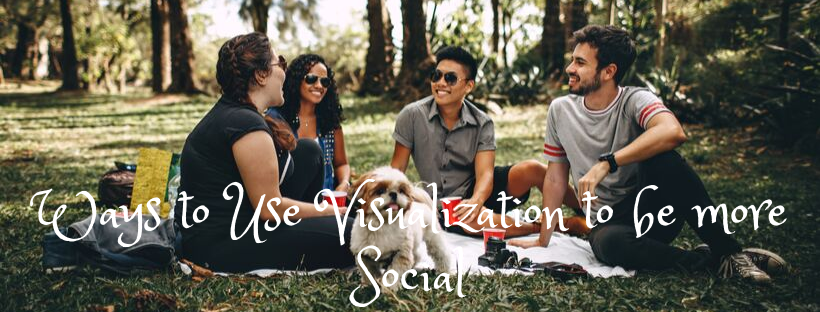 4 Ways to Use Visualization to Be More Social
