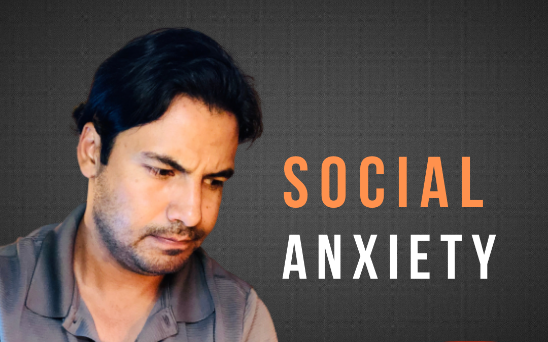 Overcome Social Anxiety in 3 Steps