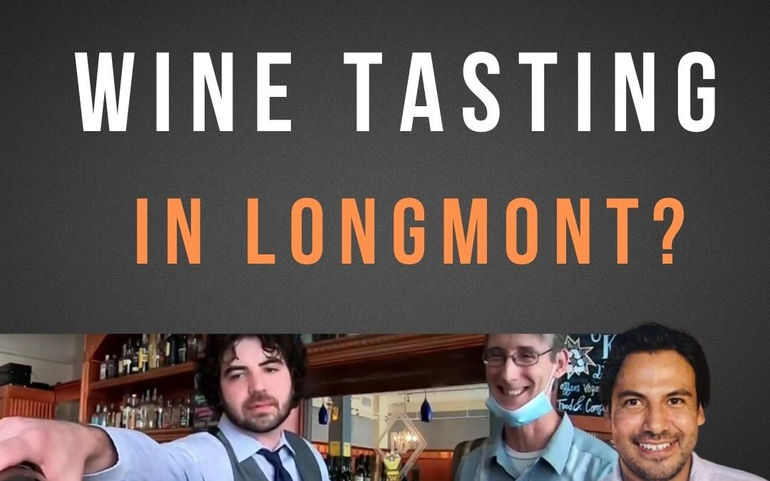 Longmont Colorado Wine Tasting & Coffee